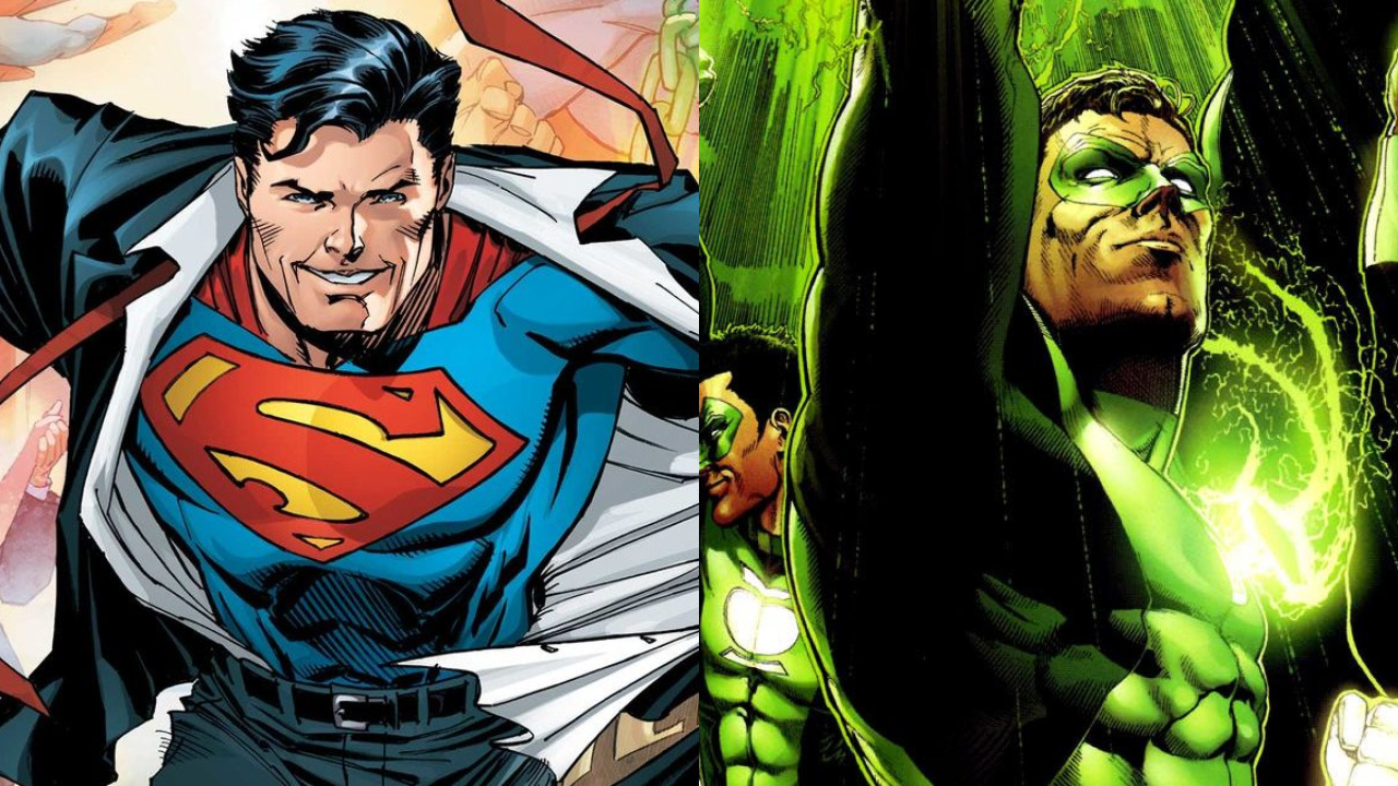 Planos da DC incluem filmes do Superman, Lanterna Verde e projetos R-Rated