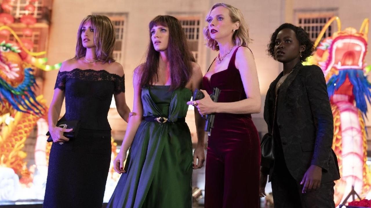 As Agentes 355   Filme de espionagem com Jessica Chastain ganha título  nacional e trailer legendado - Cinema com Rapadura