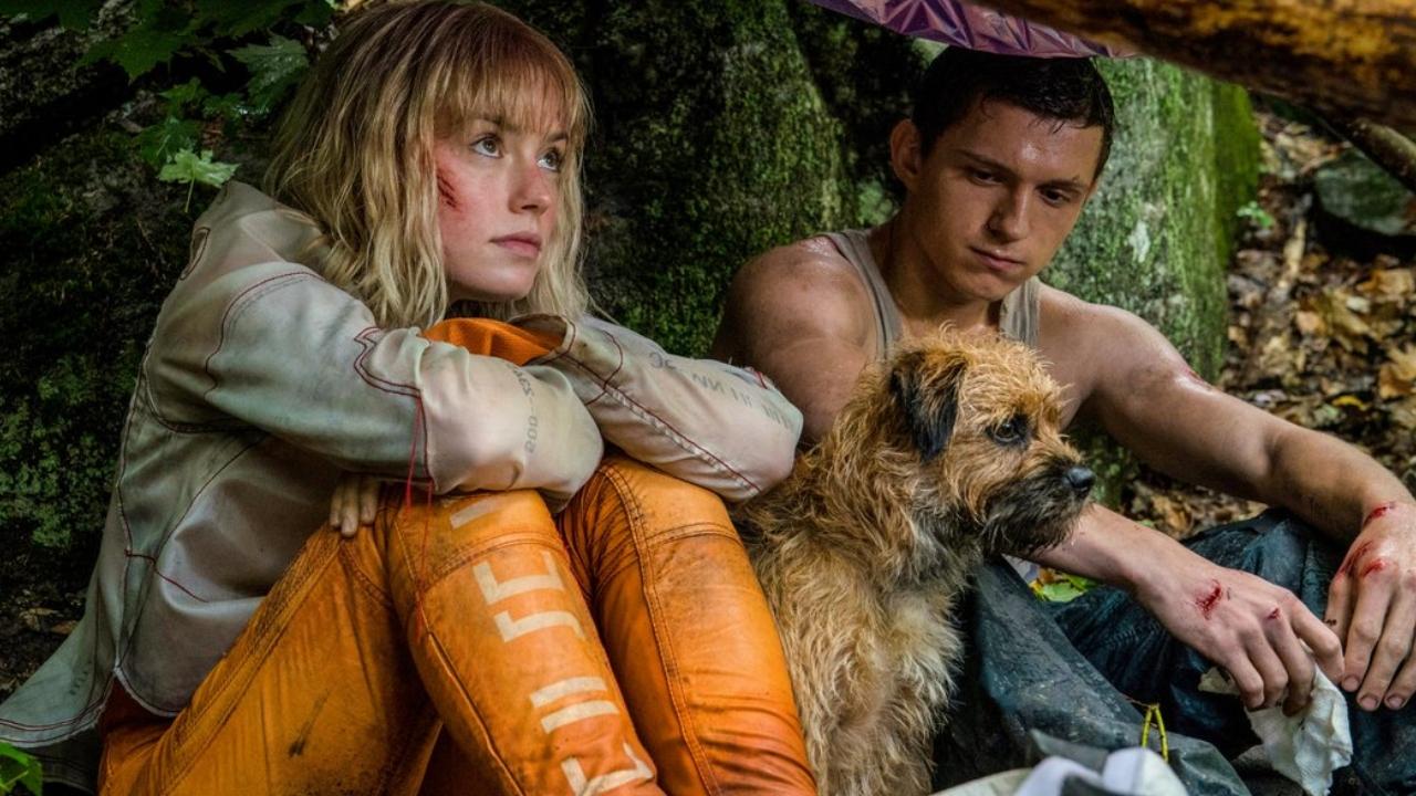 Mundo em Caos | Divulgado primeiro trailer do filme com Tom Holland e Daisy Ridley - assista - Cinema com Rapadura