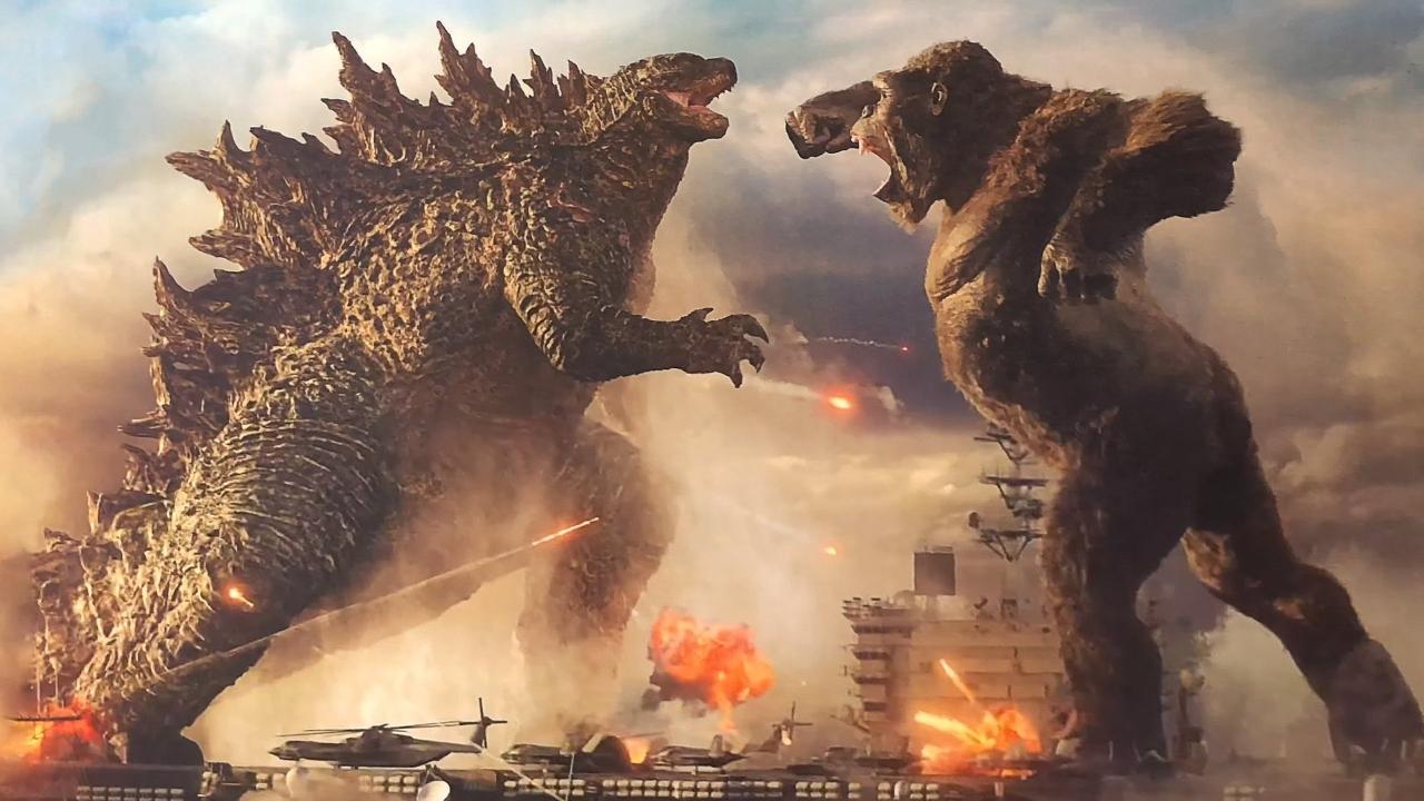 Godzilla vs. Kong   Filme é adiantado em dois meses e agora irá estrear em  março de 2021 - Cinema com Rapadura