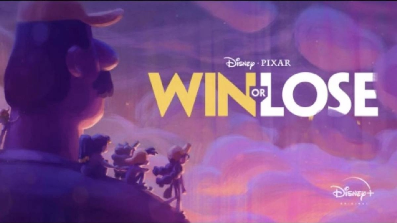 Win or Lose | Pixar anuncia nova série original para o Disney Plus - Cinema  com Rapadura