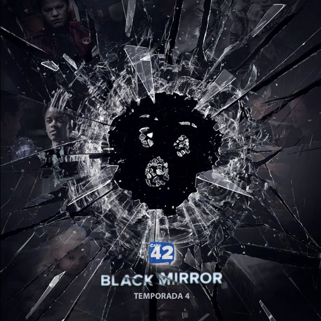 Canal42 105 - Black Mirror (Temporada 4)