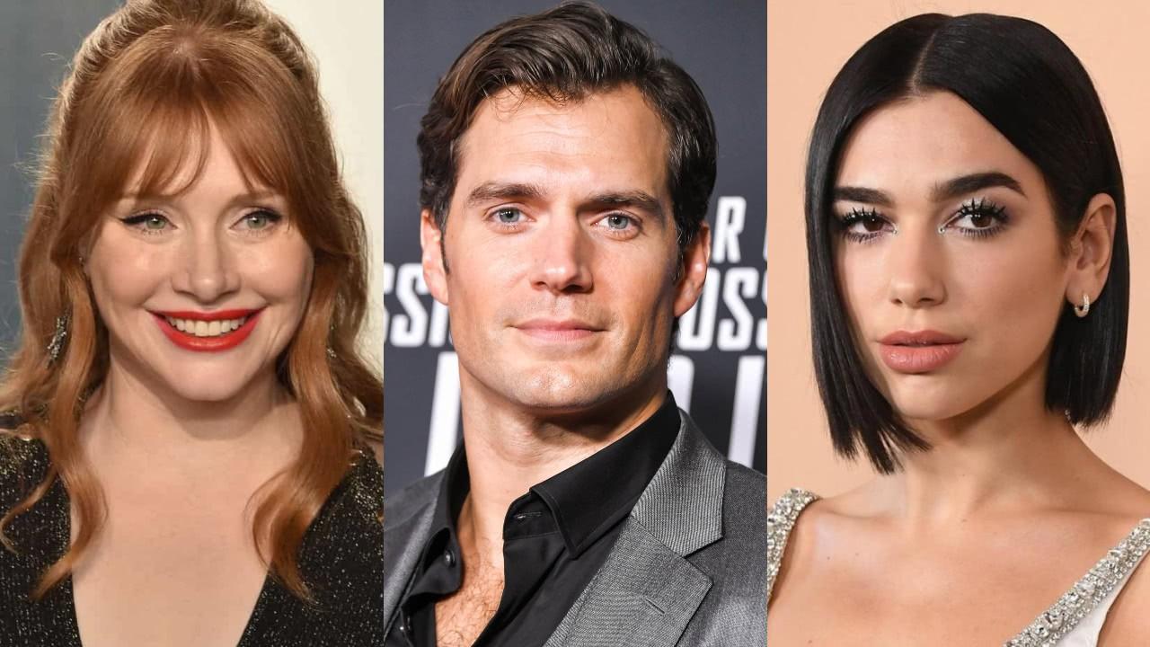 Bryce Dallas Howard, Henry Cavill, Dua Lipa e mais fazem parte do novo  filme de espionagem de Matthew Vaughn - Cinema com Rapadura